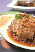 Stewed Pig's Mesentery in Thai Sauce Recipe 香辣卤猪肚食谱