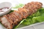 Five-Spice Fried Pork Belly 五香炸肉