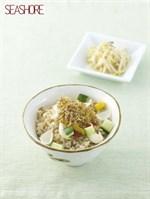 Whitebait and Lily Bulb Rice in Bowl Recipe 银鱼百合碗饭食谱