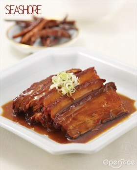 Dong Po Stewed Pork Belly Recipe 东坡肉食谱