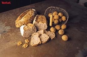 Walnut Bread Recipe  核桃面包食谱