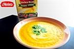 Curried Carrot Soup Recipe 咖喱胡萝卜汤食谱