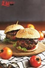 Homemade Chicken Burgers Recipe 家多蔬彩汉堡食谱