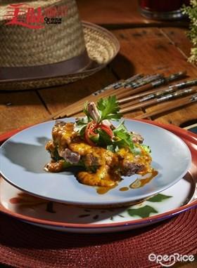 Mongolian Lamb Chop Recipe 密制蒙古酱羊扒食谱