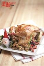 Roast Chicken Recipe 栗子烤鸡食谱