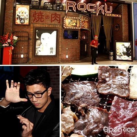 best restaurant, rocku, dining loft, pavilion kl, japanese bbq, buffet
