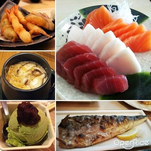 maiu, sri petaling, cheras, damansara perdana, pj, kl, sushi, sashimi, sukiyaki, a la carte buffet, wasabi ice cream, 芥末雪糕, 日式料理, 焦赖, 日式自助餐, 寿司, 刺身, 日式火锅