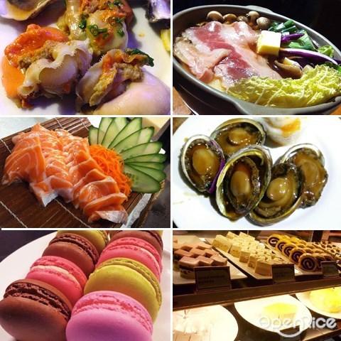 jogoya, japanese food, buffet, kl, bukit bintang, seafood, dimsum, western, dessert, 日式料理, 日式自助餐, 甜点, 海鲜, 火锅, 点心, 西餐, haagen dazs