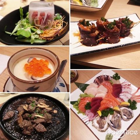 aoki tei, japanese cuisine, puchong, damansara, sushi, sashimi, sukiyaki, teppanyaki, sake, 刺身, 寿司, 铁板烧, 烧酒