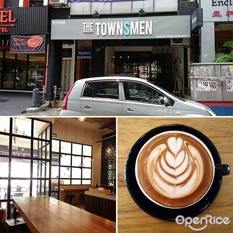 The Townsmen, Cafe at Menjalara, Coffee, Brunch, Kepong, KL