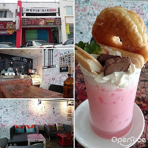 Wefie Six Cafe, Cafe at Menjalara, Coffee, Cakes, Kepong, KL