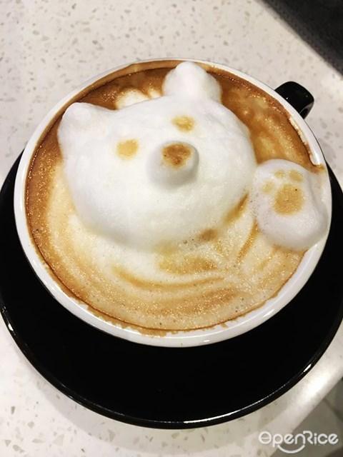 classic teddy bear, café, 泰迪熊主題咖啡館,penang,檳城,first avenue mall