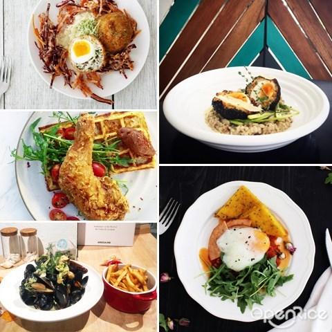 klang valley, kl, pj, brunch, the black scotch, darling's egg, breakfast