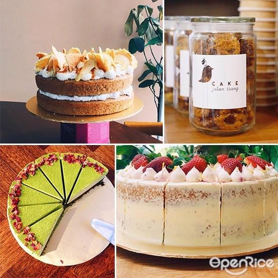 Cake Jalan Tiung, Cakes, Chocolate cakes, Cheese cakes, Shah Alam