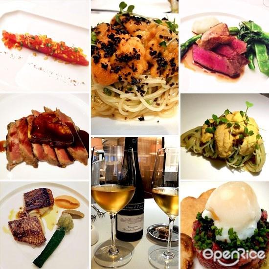 米其林星级餐厅, 吉隆坡, 雪隆区, 马来西亚, michelin star restaurants, malaysia, klang valley, kl, Cilantro, fine dining
