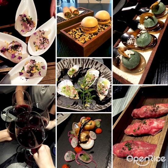 米其林星级餐厅, 吉隆坡, 雪隆区, 马来西亚, michelin star restaurants, malaysia, klang valley, kl, BABE, Japas Fun Dining, fine dining