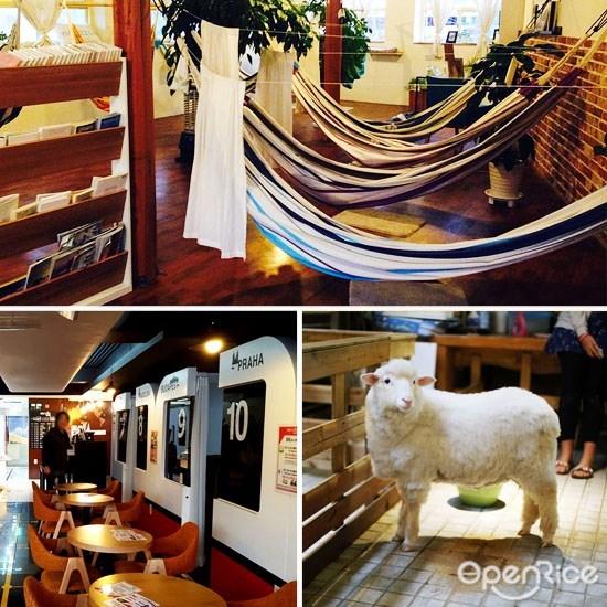 韩国, 首尔, 旅游, 美食, 主题咖啡馆, 特色咖啡馆