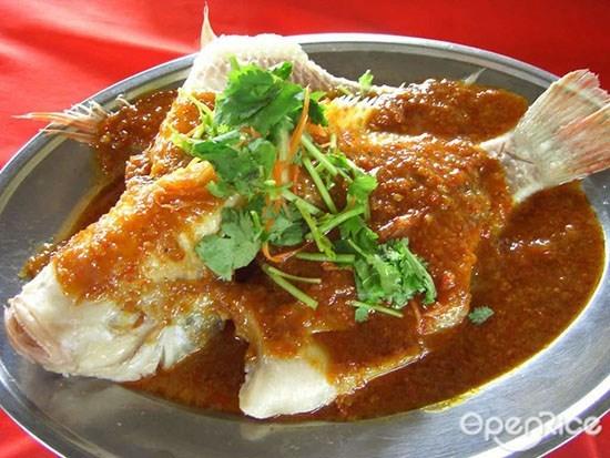 yulek,cheras, 友力花园, 饶记辣汤之家, 辣汤, 火爆肉, 辣汤板面, 酱蒸鱼头, 花雕鸡, 金凤鱼, 酸甘啦啦