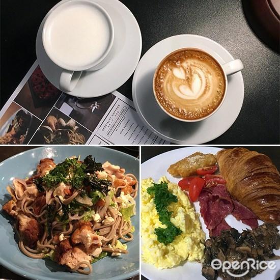 Sudo Brew, Damansara Jaya, 24 hour cafe in PJ, cafe in pj, coffee, cakes, pasta
