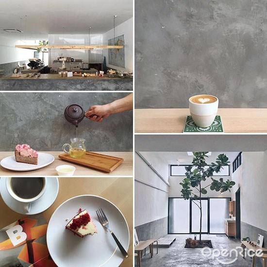 One Half, BRATS, Cafe, Instagram worthy cafes, PJ
