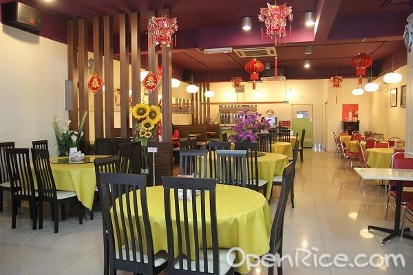 Together Vegetarian Restaurant, Bandar Puteri Puchong