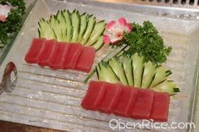 Jang Gun Korean Buffet Restaurant, Fahrenheit 88 Shopping Mall, all you can eat, kimchi, bulgogi, sushi, sashimi, Japanese food
