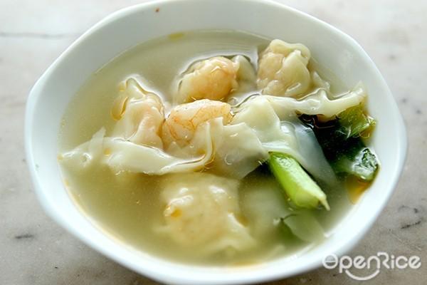 Lee Tong Kee, Ipoh Sar Hor Fun, OpenRice Malaysia, Petaling Street, Chinatown, Brickfields, Little India, prawn wantan