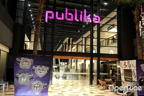 OpenRice Malaysia, Publika Shopping Gallery, Solaris Dutamas, The Red Beanbag, Swich Cafe, Salon Du Chocolat, Nathalie's Gourmet Studio, Namoo on the Park, Ju.Ne Japanese Restaurant, Fatboy's The Burger Bar, CoffeeSociete, Ben's, Ante Kitchen & Bar
