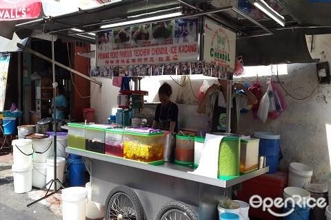 best cendol in Penang, best cendol on Penang Island, best chendul in Penang, best chendul on Penang Island, Penang cendol, Penang chendul, Penang chendol, Penang Road Famous Teochew Chendul, Penang Road Famous Chendol, Cendol Lorong Macalister, Cendol Lebuhraya Jelutong Hawker Centre, Cendol Kafe Fountain, cendol pulut Jalan Chowrasta, cendol pulut Jalan Ismail Nagore, Last Corner Cendol Pulut