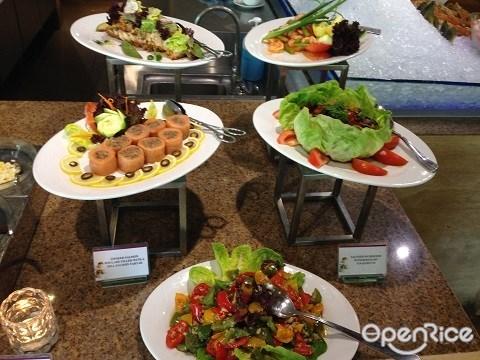 Fuzion, Shopping, Shopping Pyramid,Western Cuisine,Middle Eastern Cuisine, Japanese Cuisine, Italian Cuisine