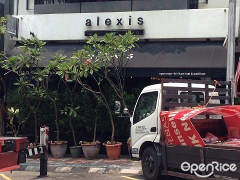 Alexis, Bangsar, KL