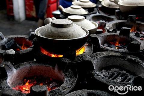 claypot chicken rice, kl, selangor, klang valley