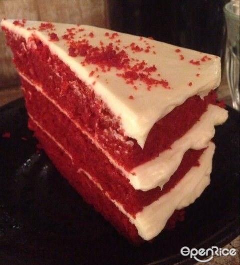 CoffeeSociete, Red Velvet Cake
