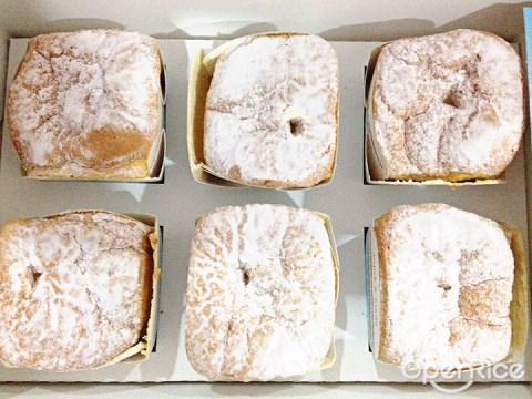 RT Cafe House, 杯子蛋糕, 甜品