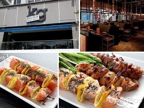 kg, kilo grill, publika, 烧烤, 餐厅, 肉串