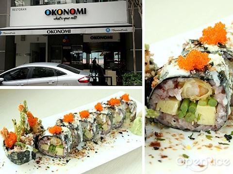 okonomi, 寿司卷, 日本, publika