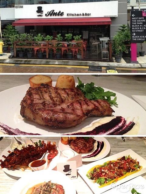 Ante Kitchen & Bar, Publika, Pork, KL, PJ