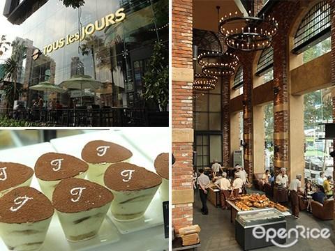 WOLO KL, Tous les Jous, Milk Bread, Macaroons, Korean, Bangsar, KL