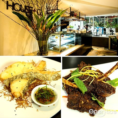 house & co, restaurant, kl, bsc, bangsar shopping centre