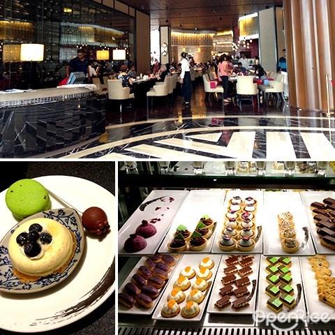 contango, majestic hotel, 甜品, 自助餐