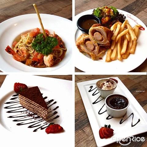Souled Out, Western food, Nexus,  Bangsar South