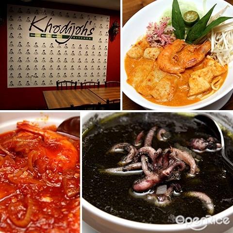 khadijah, malay restaurant, pj