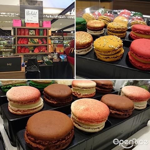 Pierre Ledent, Jason's Food Hall, Bangsar Shopping Center, Macaron, Chocolates, Imported, KL