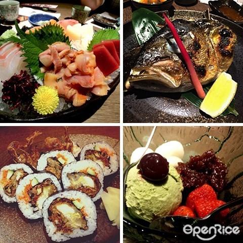 Kampachi, Japanese cuisine, kuala lumpur, kl