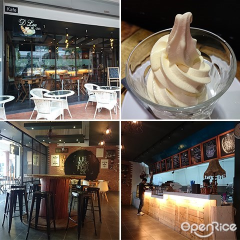 D'Lee Deli, Soft serve, Ice cream, Casa Tropicana, Vanilla, Chocolate Soft Serve
