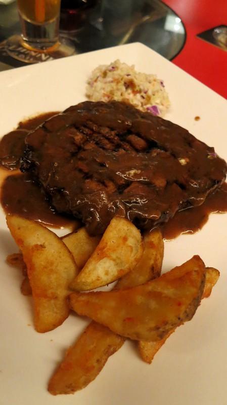 Beef Ribeye Steak (RM 40)
